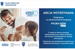 COVID-19 zniweczył Światowy Dzień Zdrowia Jamy Ustnej