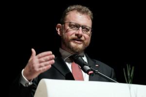 Łukasz Szumowski: konieczne jest wyhamowanie liczby zachorowań