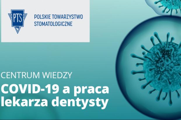 Koronawirus: zalecenia PTS w zakresie endodoncji