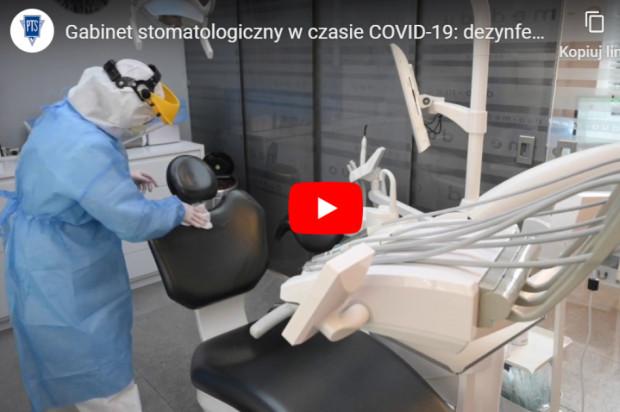 Koronawirus: pacjent w gabinecie stomatologicznym