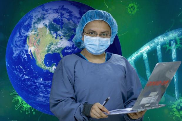 Koronawirus: wkrótce będzie ponad 2 mln osób zakażonych koronawirusem