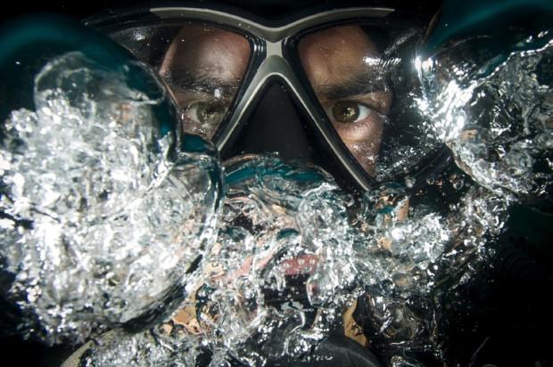 Konawirus: zmodyfikowane maski do nurkowania dla anestezjologów