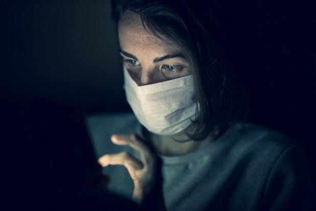 Koronawirus: najwyższa dzienna liczba zakażeń