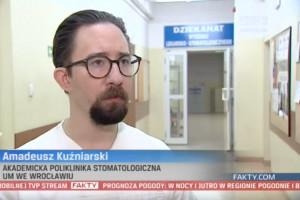 Wrocław: Akademicka Poliklinika Stomatologiczna pracuje