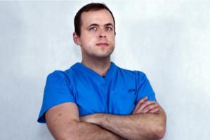 Koronawirus: lokalizowanie niebezpieczeństwa - aplikacja dentysty Marcina Krufczyka