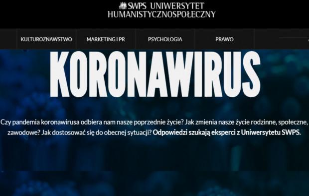Koronawirus, śmierć, dentysta i trening uważności