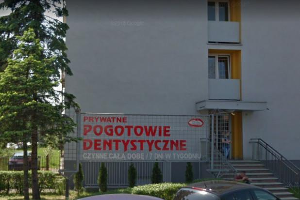 Pogotowie dentystyczne w Katowicach ponownie działa