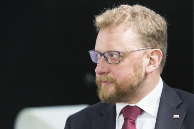 Łukasz Szumowski: jesteśmy na granicy ograniczenia epidemii