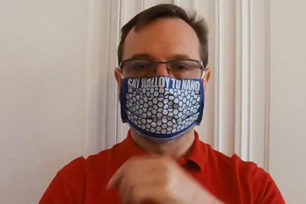 Koronawirus: nanomaseczka zbawieniem?