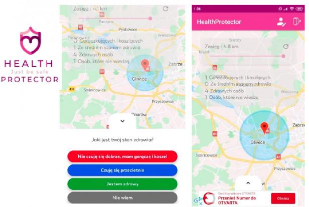 Koronawirus: aplikacja dentysty o stanie zdrowia Polaków