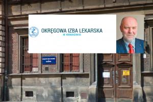 Prezes OIL w Krakowie, dentysta Robert Stępień o hejcie wobec medyków
