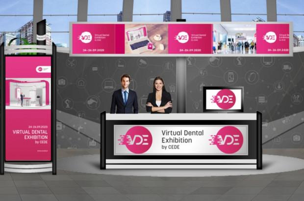 Virtual Dental Exhibition by CEDE, czyli co?