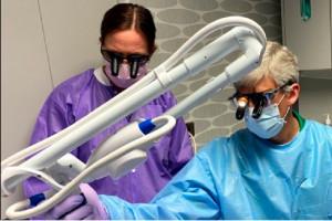 Arsenał dentysty w walce z koronawirusem