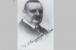 Pomnik dla dentysty prof. Antoniego Cieszyńskiego
