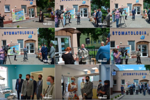 Na wakacje rusza Gminne Centrum Stomatologii Szkolnej w Śliwicach