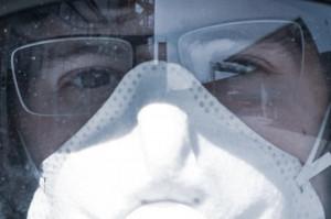 Z pamiętnika dentystki: codzienność w masce i przyłbicy