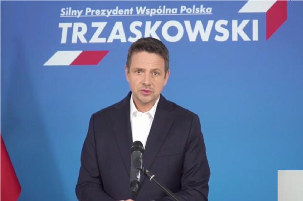 Trzaskowski: nie jestem za obowiązkowymi szczepieniami na koronawirusa