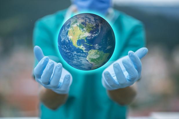 Na świecie rekordowa liczba nowych przypadków zakażenia koronawirusem