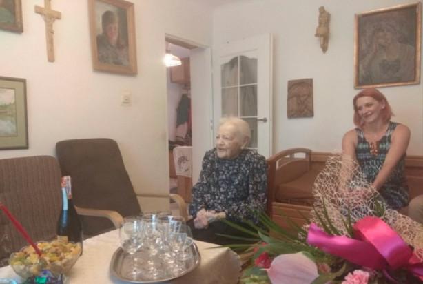 Sto lat dentystki Jadwigi Florek