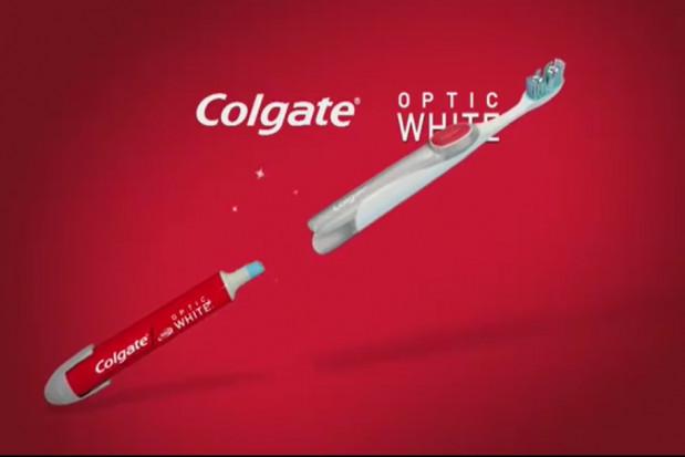 Flamaster do wybielania zębów