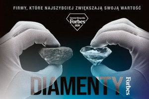 """Firmy z branży stomatologicznej na liście miesięcznika """"Forbes"""""""