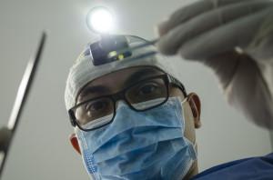 Dentysta - zawodem wysokiego ryzyka