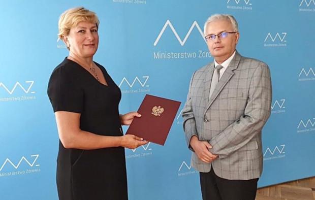 Prof. Rafał Kubiak zastępuje prof. Mariusza Klenckiego na stanowisku dyrektora CEM
