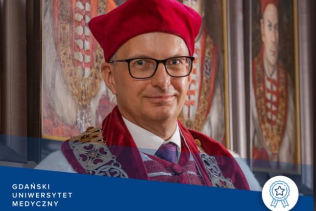 Prof. Marcin Gruchała na czele Konferencji Rektorów Akademickich Uczelni Medycznych