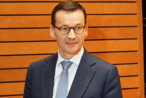 Mateusz Morawiecki gościem EKG w formule hybrydowej