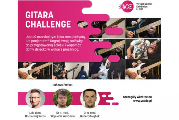 Gitara challenge gra dla mieszkańców domów dziecka
