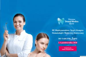 Warsaw Dental Medica Show - te targi przejdą do historii