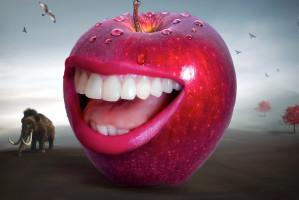 Zęby mądrości coraz większą rzadkością