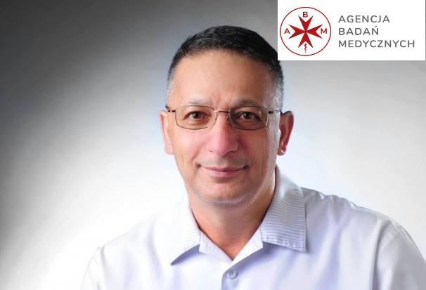 Prof. Mansur Rahnama doradcą Agencji Badań Medycznych