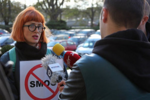 Hanna Schudy walczy o wycofanie z użycia amalgamatu stomatologicznego