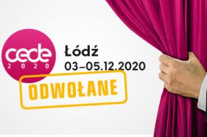 Nie będzie CEDE 2020