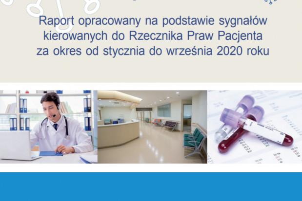 Opieka stomatologiczna 2020 w ocenie RPP
