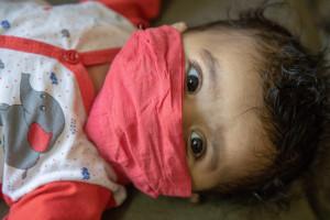 Niewiele wiadomo o przebiegu Covid-19 u dzieci