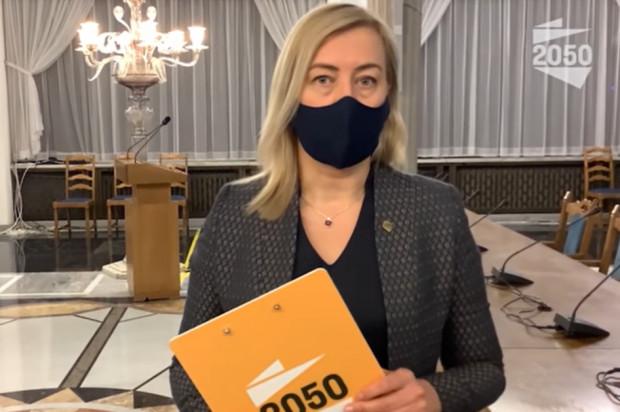 Hanna Gill-Piątek pyta o kary za spekulacje śoi