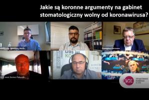 Jakie są koronne argumenty na gabinet stomatologiczny wolny od koronawirusa?