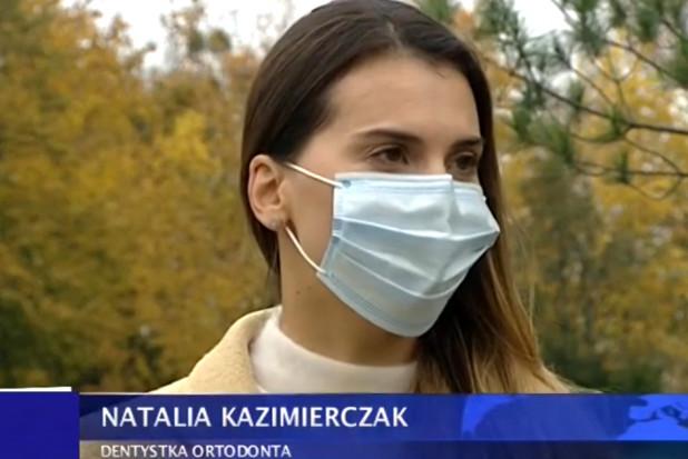 Dentystka o muzyce i powołaniu w czasie pandemii