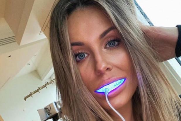 Małgorzata Rozenek wybiela zęby i ogłasza to na Instagramie