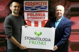 Stomatologia Proski wspiera Polonię Bydgoszcz
