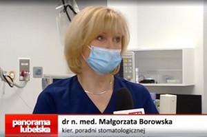 Hospicjum Małego Księcia w Lublinie leczy stomatologicznie