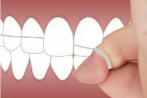Dzień pospolitego nitkowania zębów