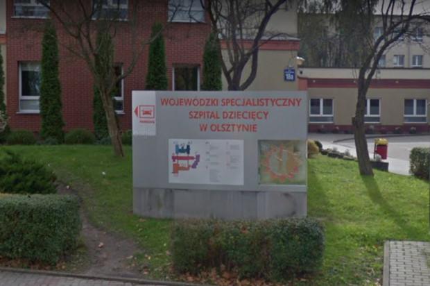 Szpital Dziecięcy w Olsztynie: konkurs ofert na świadczenia stomatologiczne