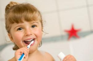 Przedszkolaki z Polkowic doceniają szczotkowanie zębów