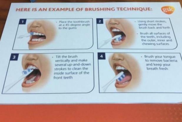 Wesołych Świąt i umyj zęby!