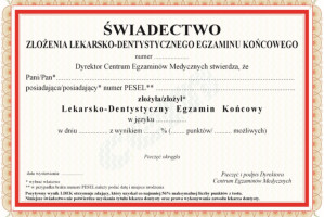 LDEK: modyfikacje, uszczegółowienia i uzupełnienia