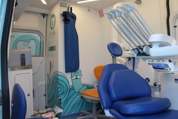 Praca dentobusów w okresie pandemii