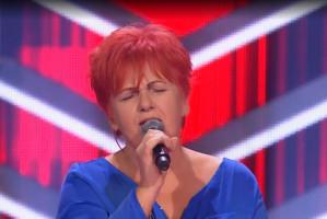 Ewa Olszewska, technik dentystyczny zawojowała The Voice Senior